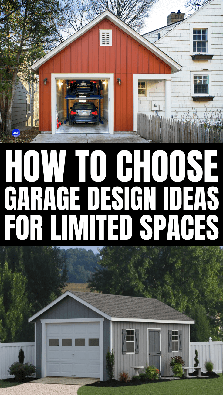 HOW TO CHOOSE GARAGE DESIGN IDEAS FOR LIMITED SPACES