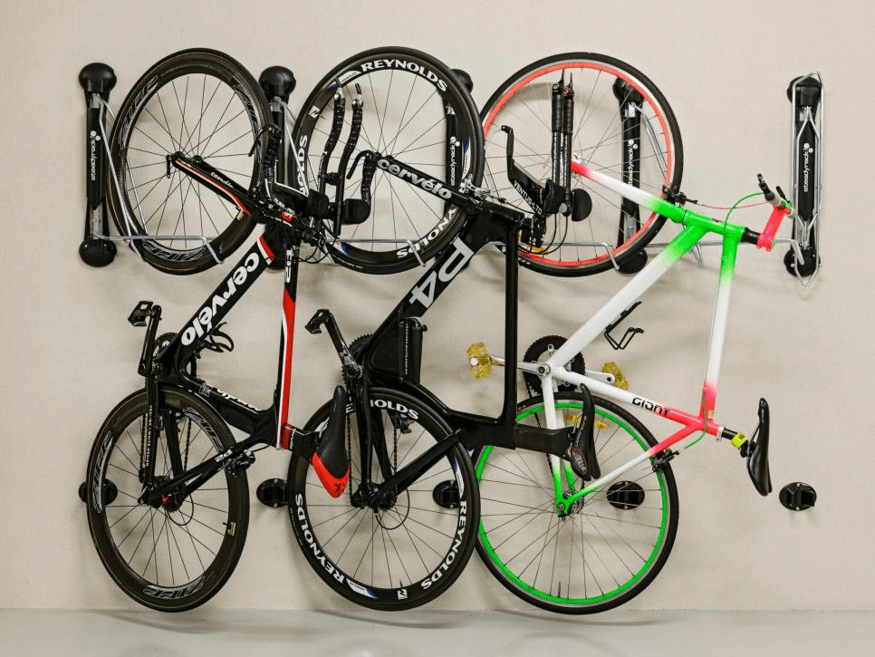 STEADY BIKE RACK GARAGE STORAGE IDEAS LIKE STORE