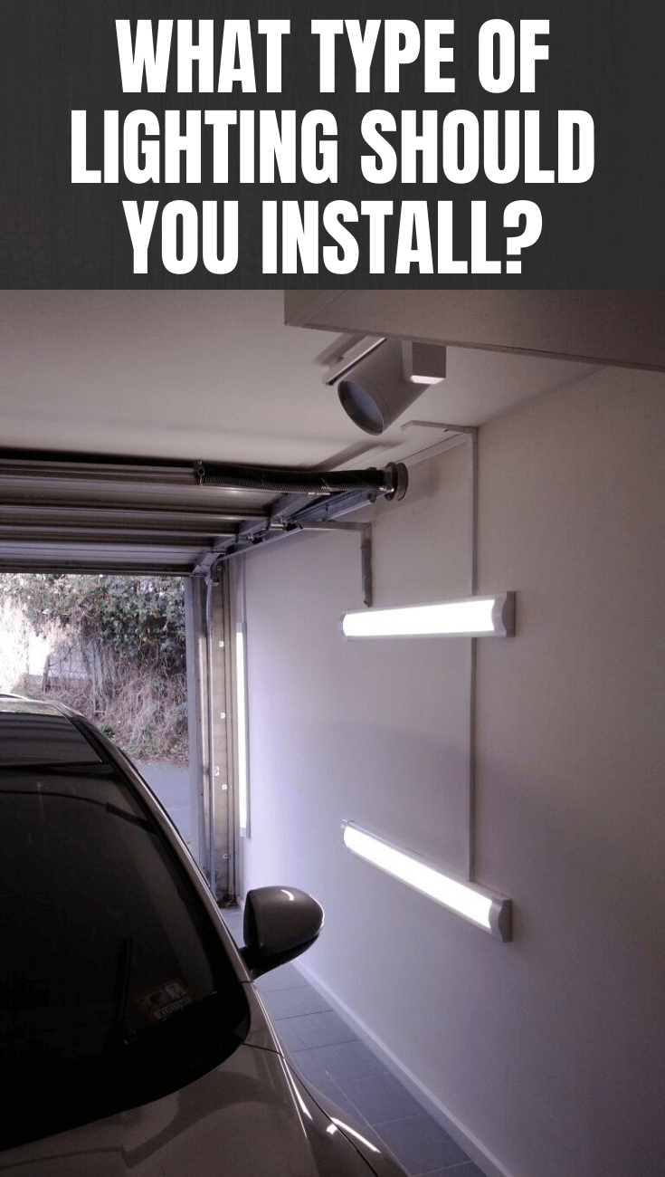WHAT TYPE OF LIGHTING SHOULD YOU INSTALL