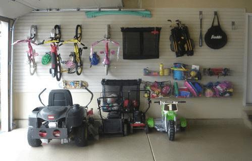 BASKET STORAGE SMALL GARAGE APARTMENTS IDEAS