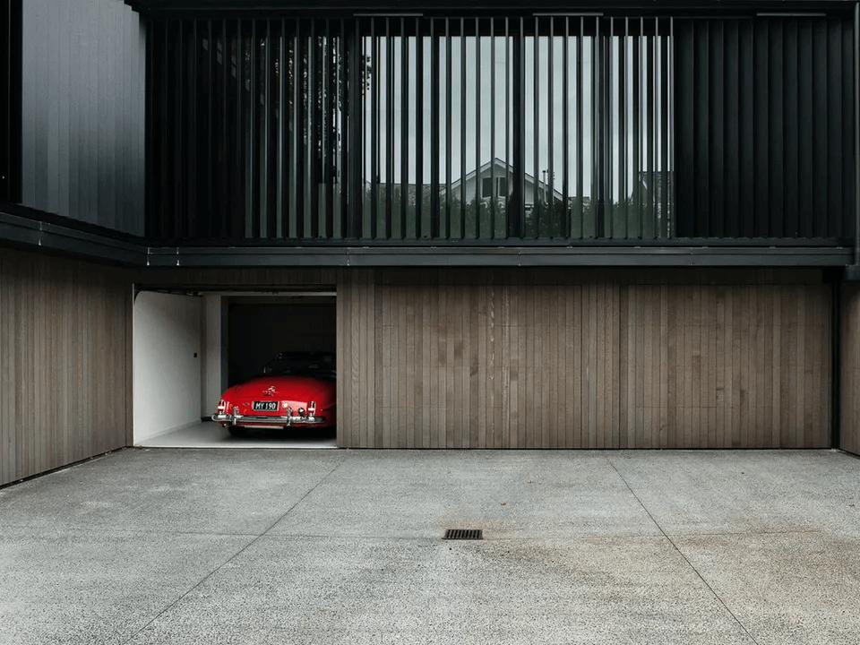 ENTRY COURTYARD GARAGE DOOR DESIGN IDEAS