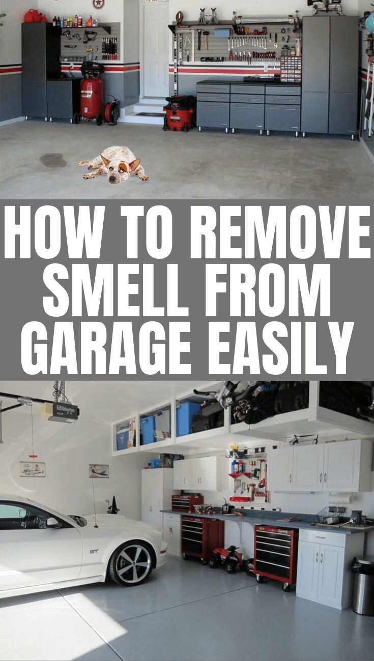 HOW TO REMOVE SMELL FROM GARAGE EASILY