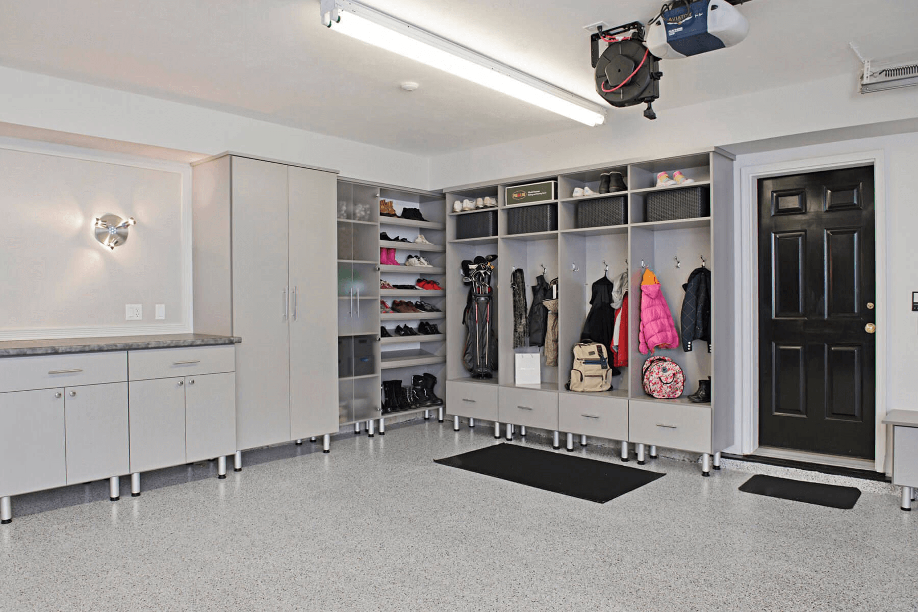 Must Try Garage Mudroom Storage Ideas