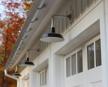 MOST POPULAR OUTDOOR GARAGE LIGHTING IDEAS AND GUIDES