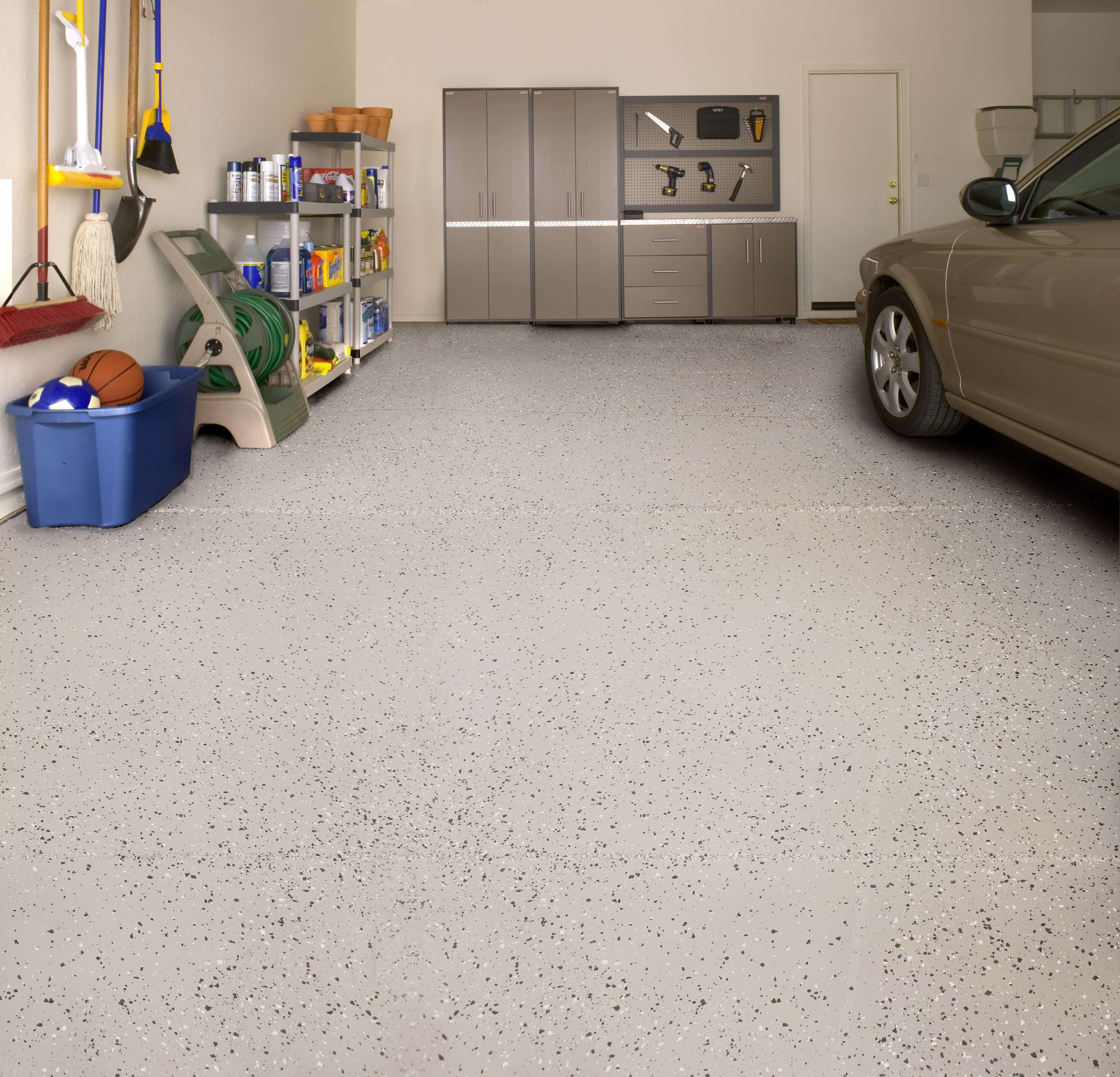 WHY USING EPOXY FOR GARAGE FLOORING