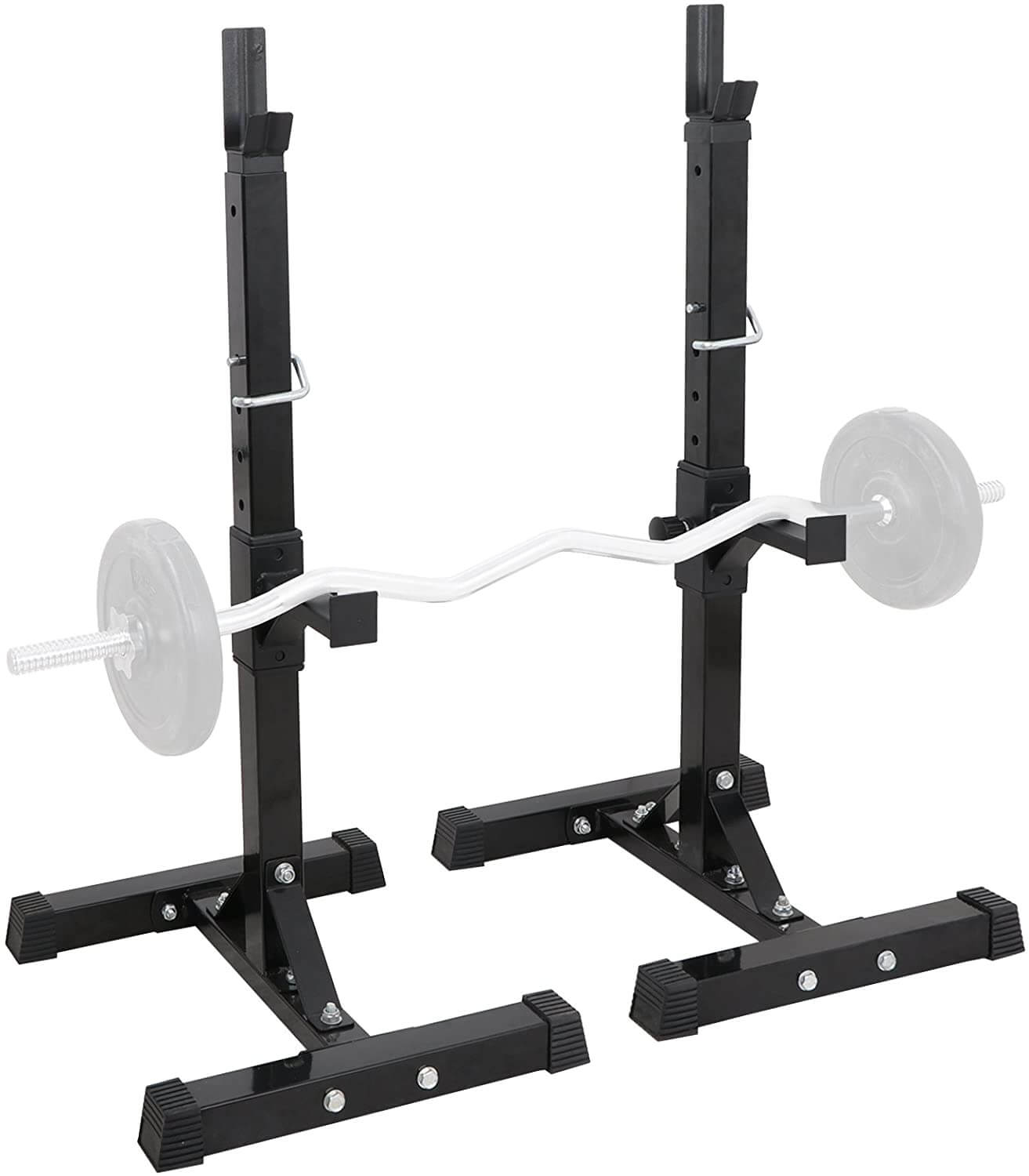BARBELL FOR YOUR GARAGE GYM EQUIPMENT