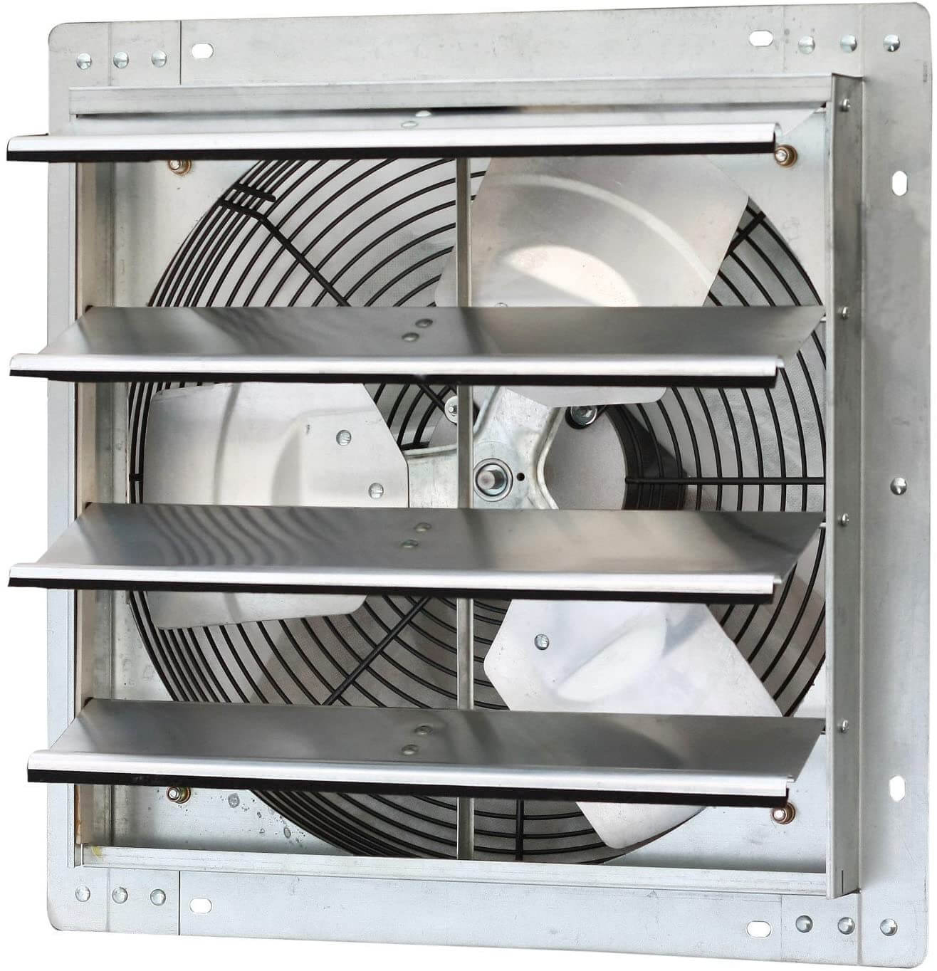 """16"""" Wall Mounted Exhaust Fan by iLiving"""