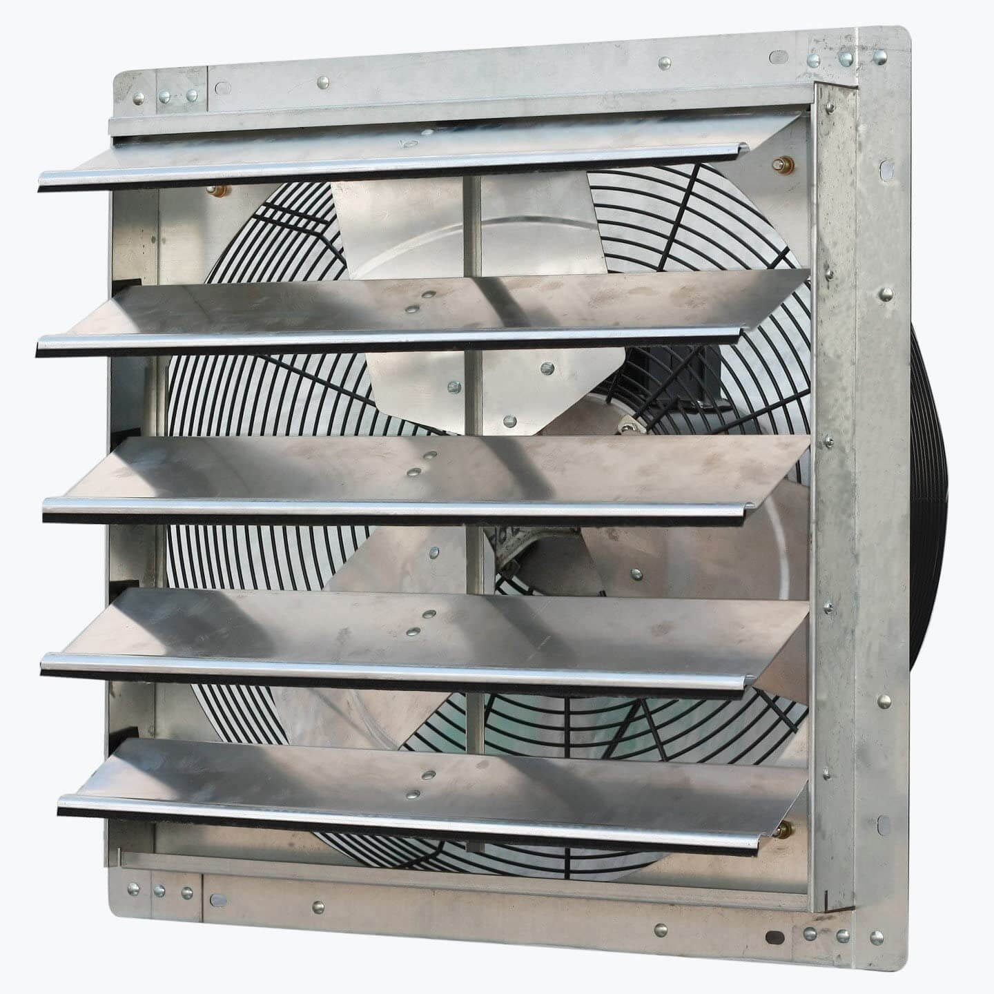 """20"""" Wall Mounted Exhaust Fan by iLiving"""