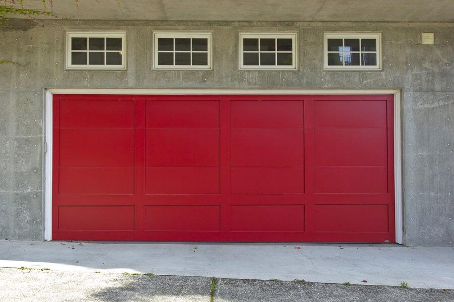 BARN LOOK DIY GARAGE DOOR MAKEOVER IDEAS