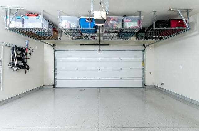 CEILING RACKS GARAGE STORAGE CABINET DESIGN IDEAS