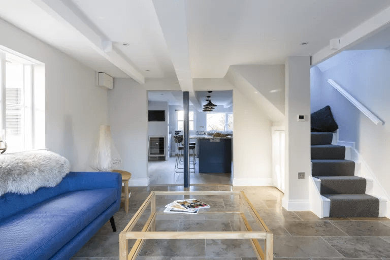 CONNECTED WITH KITCHEN AND BATHROOM GARAGE MAKEOVER LIVING SPACES