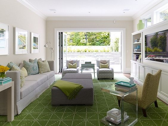 OUTDOOR TOUCH GARAGE MAKEOVER LIVING SPACES