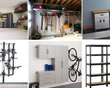 CREATIVE IDEAS FOR BEST GARAGE STORAGE SYSTEMS