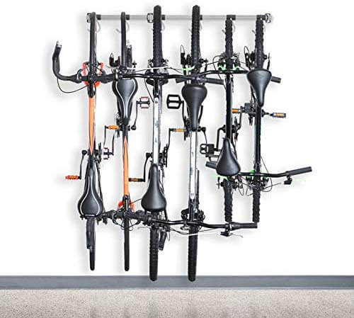 MONKEY BARS BIKE GARAGE STORAGE SYSTEMS