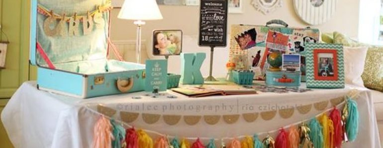 WORK ON A THEME GARAGE DECORATING IDEAS FOR PARTY