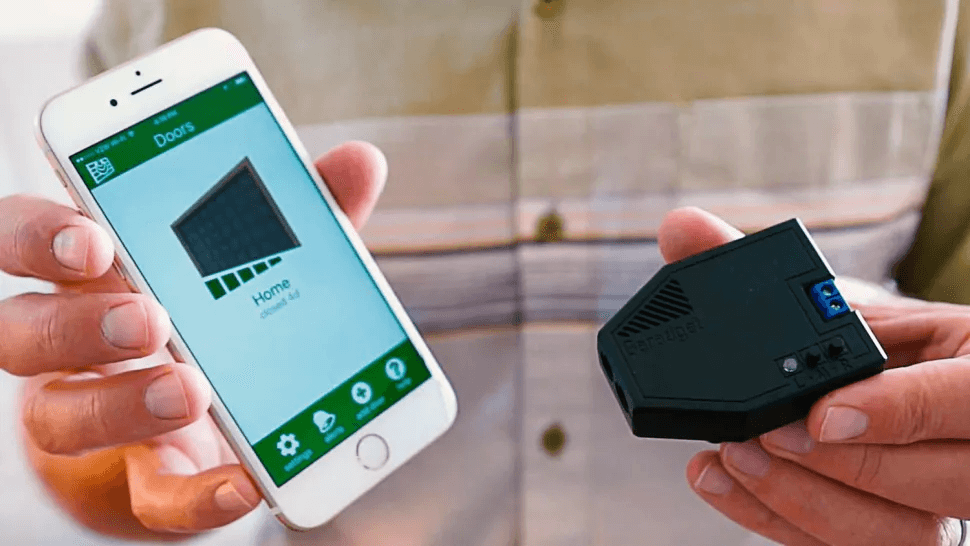 GARADGET BEST SMART GARAGE DOOR OPENER