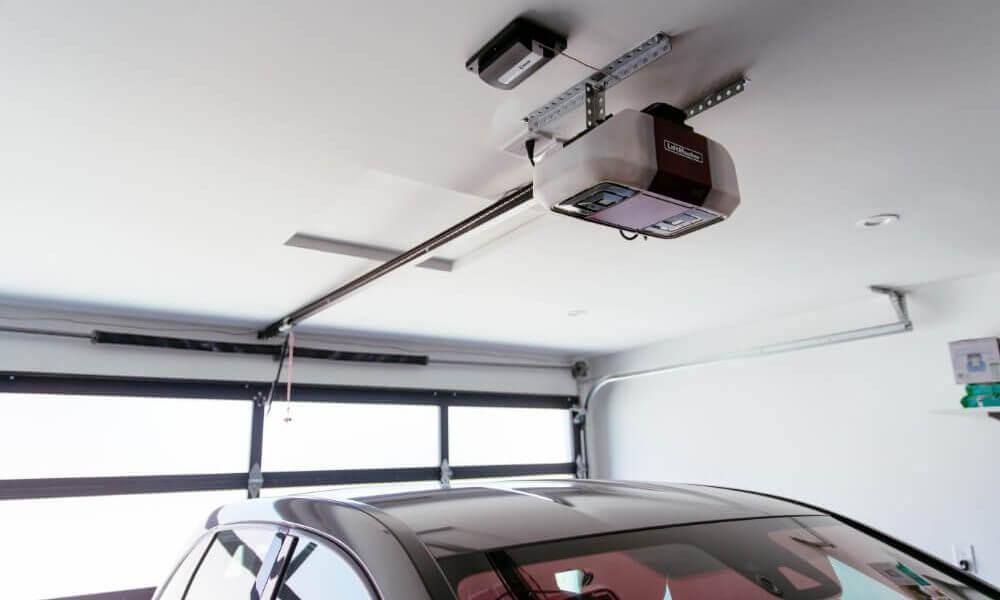 HOW TO INSTALL A GARAGE DOOR OPENER REPAIR