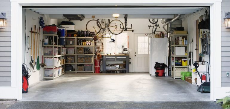HOW TO INSULATE A GARAGE EASY STEP BY STEP