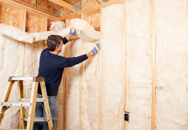 STEP BY STEP HOW TO INSULATE A GARAGE