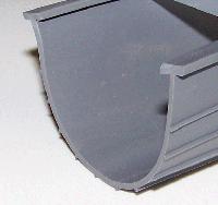 T-TYPE GARAGE DOOR BOTTOM SEAL