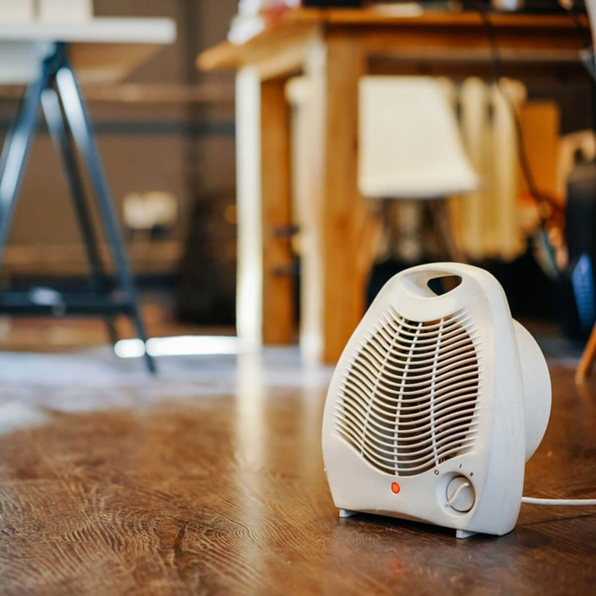 Portable Space Heater for the Simplest Way