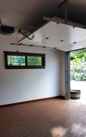 WHY GARAGE DOOR OPENER NOT WORKING - THE TRACK IS OUT OF ALIGNMENT