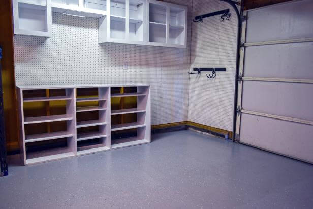 HOW TO PAINT GARAGE FLOOR STEP BY STEP