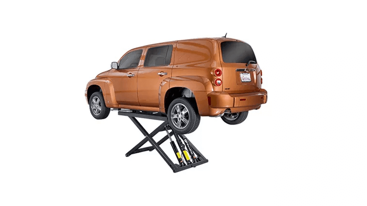 BENDPAK MD-6XP PORTABLE CAR LIFTS FOR HOME GARAGE