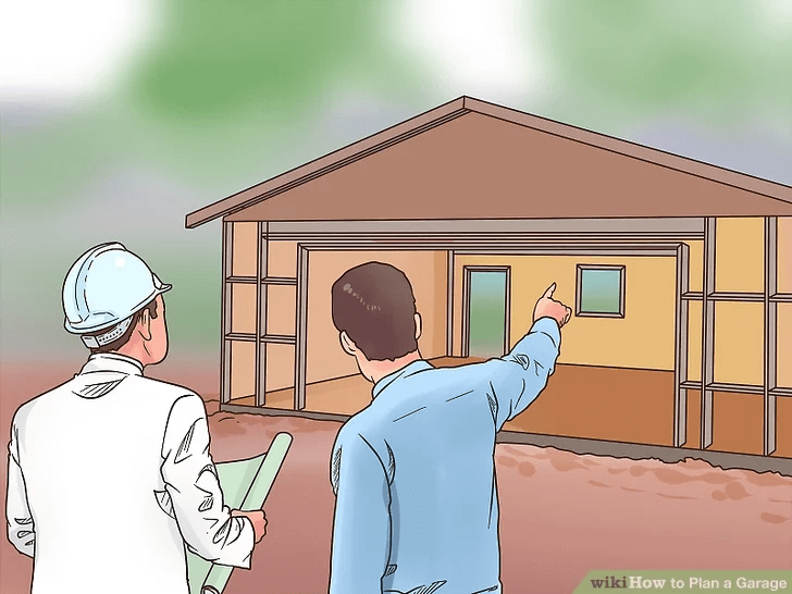 HOW TO BUILD A GARAGE APARTMENT CHEAP WITH AN INSPECTOR TO HELP YOU CHECKING THE PROCESS