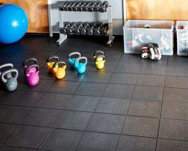 ONLY THESE GARAGE GYM FLOORING ARE WORTH THE PRICE!