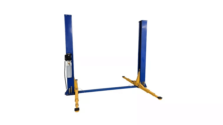 TRIUMPH NT-9FP MODEL PORTABLE CAR LIFTS FOR HOME GARAGE
