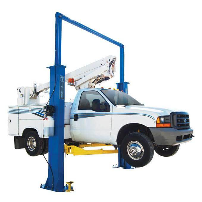 TWO POST CAR LIFT FOR HOME GARAGE