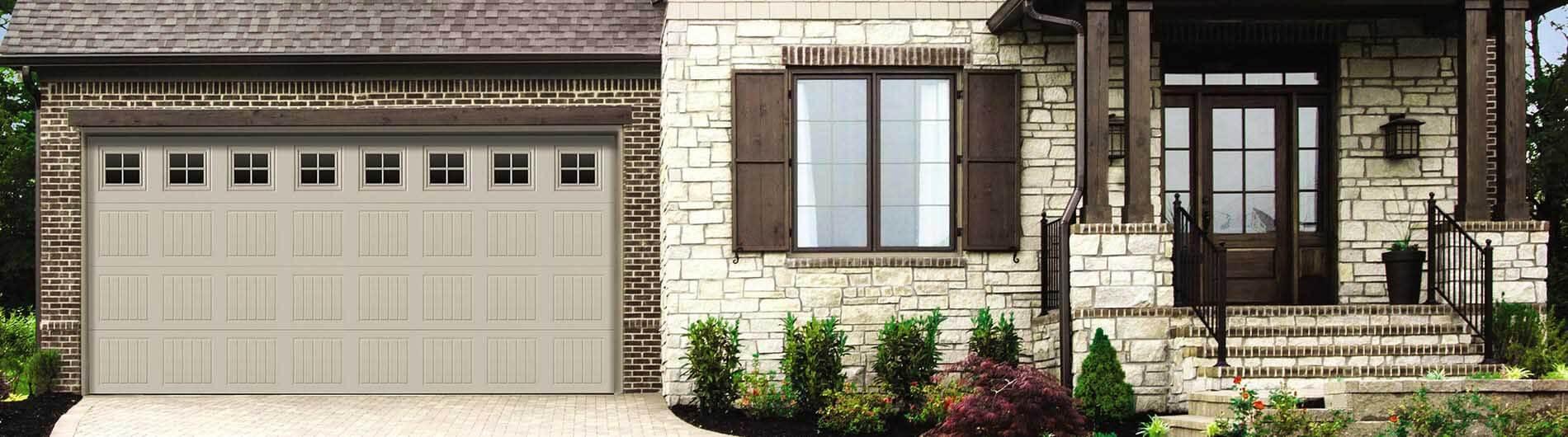 VINYL SONOMA MONTEREY SAND STOCKTONL JOHN DALTON GARAGE DOORS REVIEW