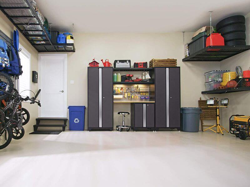 NEWAGE CABINET GARAGE STORAGE SYSTEMS REVIEW