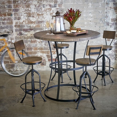 MORE STOOLS OR CHAIRS GARAGE MAN CAVE FURNITURE IDEAS