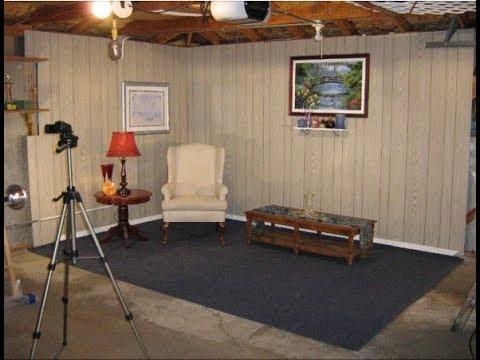 YOUTUVE STUDIO ROOM IDEAS FOR BONUS ROOMS ABOVE GARAGE